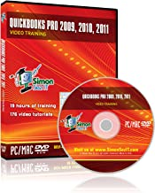 Learn QuickBooks Pro 2009, 2010 and 2011 Training Video Tutorial DVD