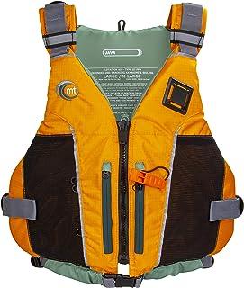 MTI Java Life Jacket - Mango/Sage - MD/LG (36-46'')