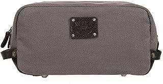 Men's Grey and Black Grady Travel Kit