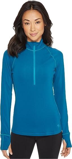 Mountain Hardwear - Butterlicious™ Long Sleeve 1/2 Zip Top