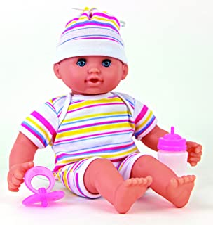 """Dolls World 30Cm (12"""") Deluxe Soft Bodied Doll  ,1501862108140"""