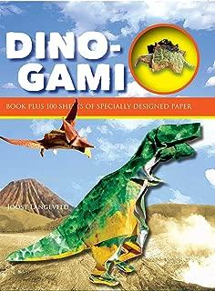Dino-Gami (Origami Books)