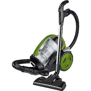 Forzaspira MC330 Turbo - Multi-Cyclonic Bagless Cylinder Vacuum Cleaner 1.8 litre 700 Watt Green 14 day DOA 2 Year Warranty - collect repair and return or replace: Amazon.es: Hogar