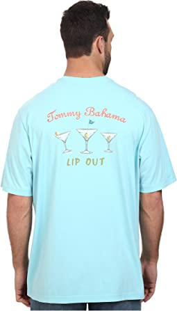 Tommy Bahama Big & Tall - Big & Tall Lip Out Tee