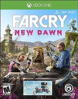 Ubisoft Far Cry New Dawn, Xbox One vídeo - Juego (Xbox One, Xbox One, Shooter, M (Maduro))