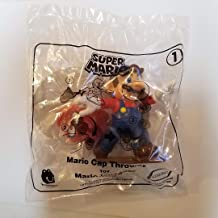 McDonalds Super Mario Cap Thrower #1 Action Figure (2018)
