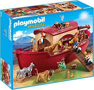 PLAYMOBIL- Arca de Noé Juguete, Multicolor (geobra Brandst