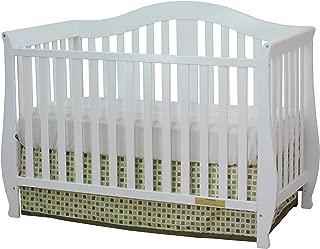 Athena AFG Desiree 4-in-1 Convertible Crib White