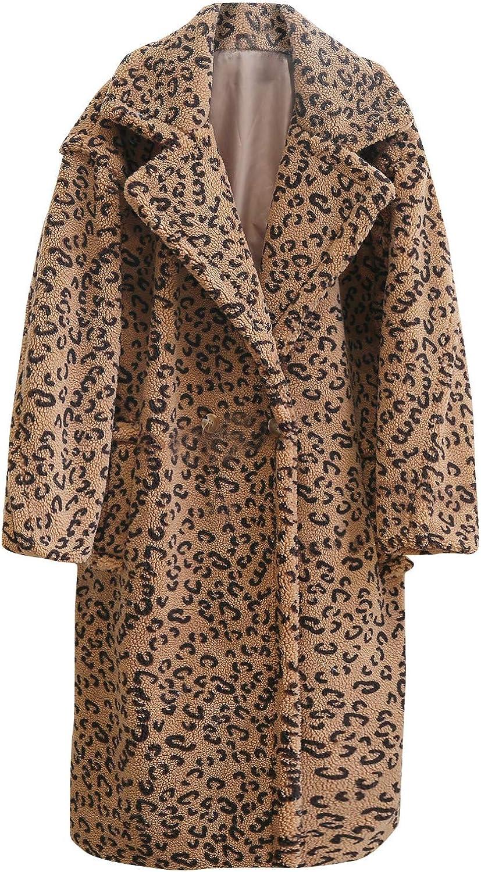 Women Faux Fur Coat Winter Overcoat Jacket Warm Windbr Fees free!! Down NEW before selling ☆
