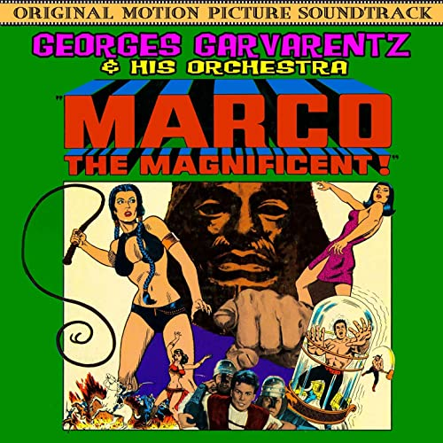 Marco Polo March de Georges Garvarentz & His Orchestra en Amazon ...