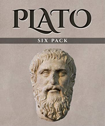 Plato Six Pack (Illustrated): Euthyphro, Apology, Crito, Phaedo, The Allegory of the Cave and Symposium (English Edition)