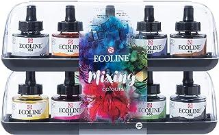تالنس ايكولين, مجموعة ألوان مائية 10 x 30 مل
