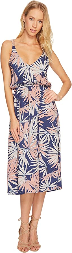 L*Space - Polynesian Palm Tori Dress Cover-Up