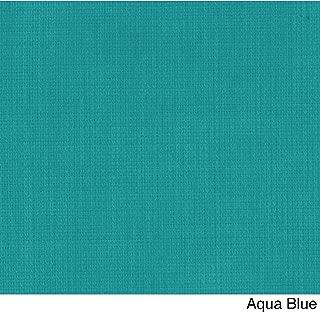 Blazing Needles 43-inch Indoor/Outdoor Chair Cushion - 20 x 43 Blue