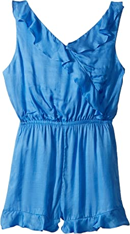 Lucia Frill Romper (Big Kids)