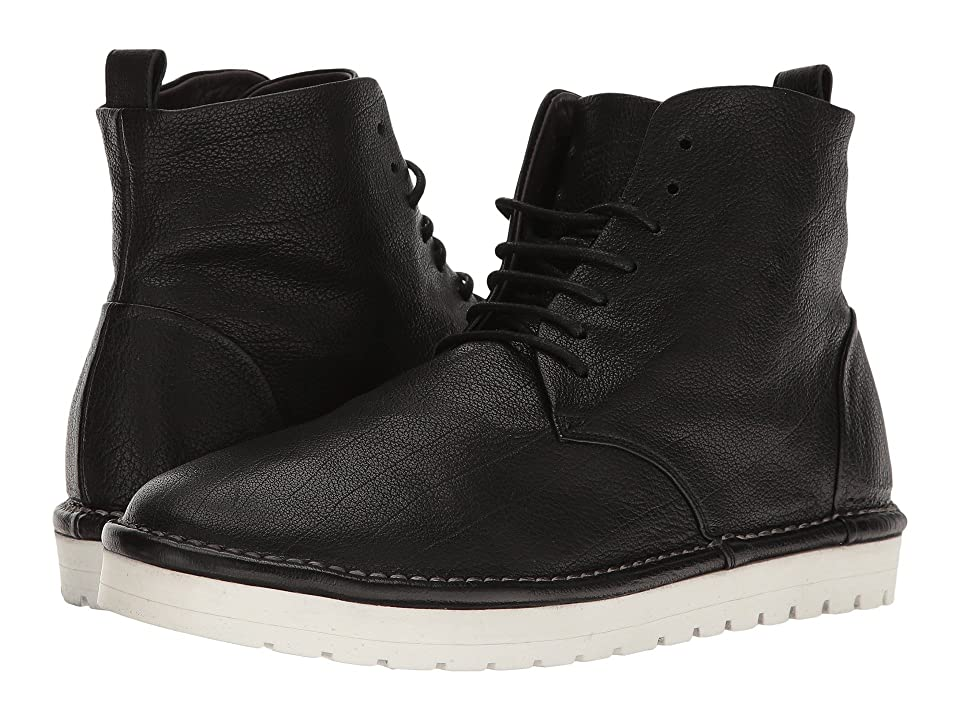 Marsell Gomma Lace-Up Boot (Black) Men