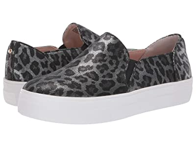 Kate Spade New York Ginger (Grey Metallic Leopard) Women