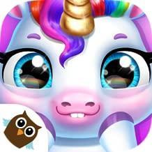 my pet rainbow horse game