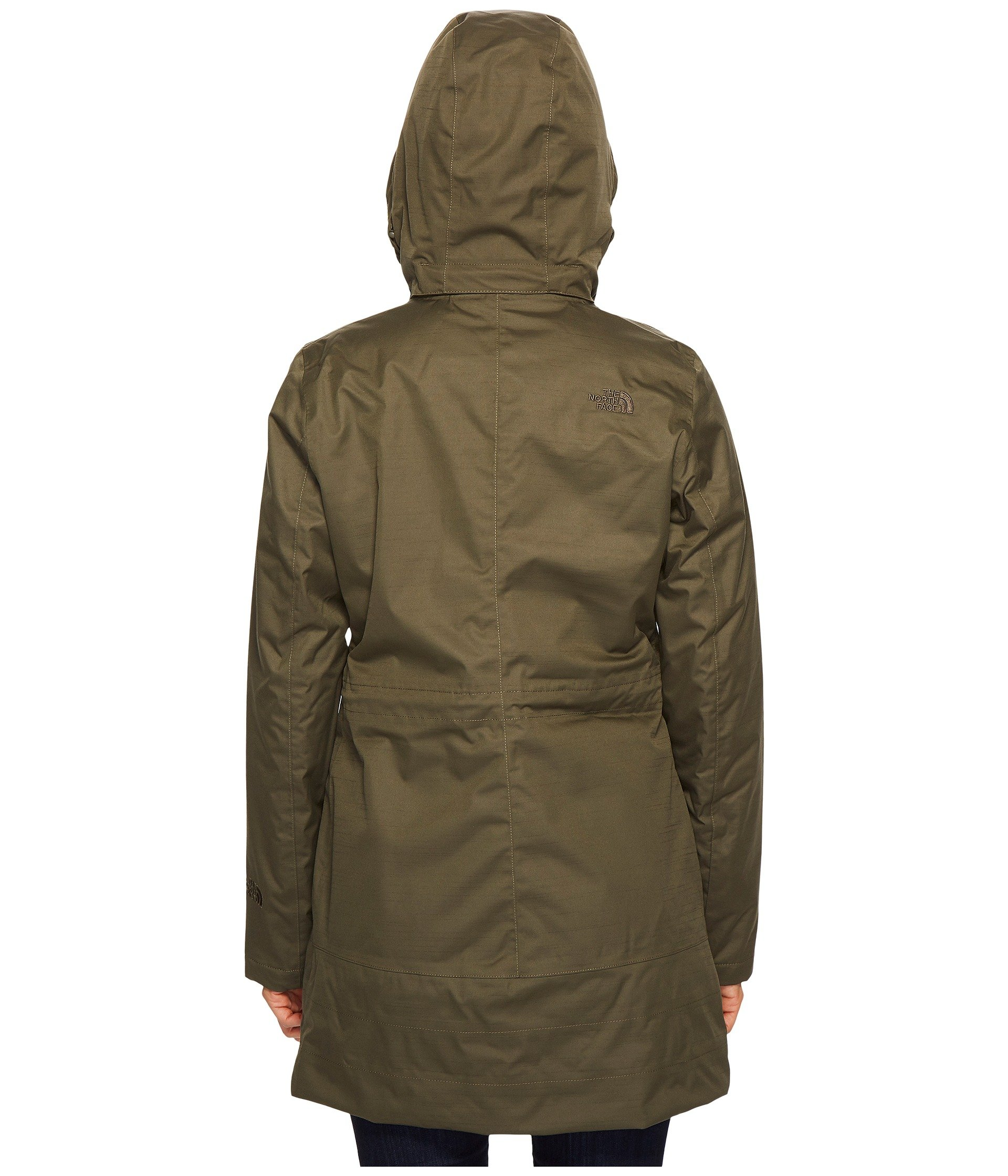 The North Face Insulated Ancha Parka At Zappos Com