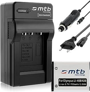 Suchergebnis Auf Für Olympus Fe 350 Wide Ladegeräte Akkus Ladegeräte Netzteile Elektronik Foto
