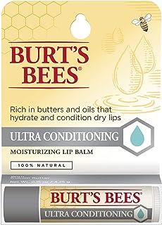 Burts Bees ultra condizionata balsamo per le labbra con Kokum burro, 4,3gram