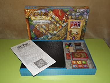 NA Harry Potter Diagon Alley Board Game
