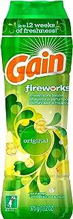 Gain Fireworks In-Wash Scent Booster, Original Scent, 375g
