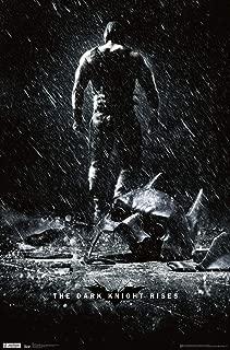 Trends International Dark Knight Rises-Bane Mount Wall Poster, 22.375