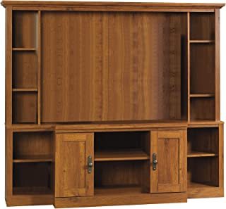 large tv entertainment unit