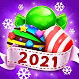 Candy Charming - 2021 Match 3 Puzzle Free Games