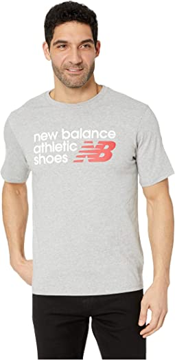 Athletic Shoebox Tee