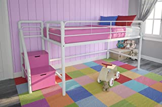 Best kids loft bed with steps Reviews