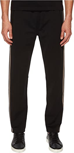 Cambrose Technical Poly Cotton Interlock Track Pants
