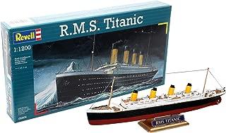 Revell  R.M.S. Titanic 1:1200 Scale Model Kit  -Plastic Model Kit