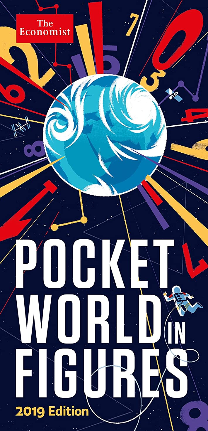 広げる課す興味Pocket World in Figures 2019 (English Edition)