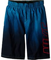 "Nike Kids - Cannon Ball! 9"" Volley Swim Trunk"