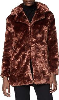 Ivy Revel DE Faux Fur Jacket Chaqueta para Mujer