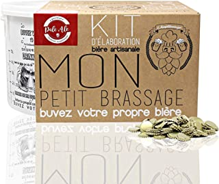 Mon Petit Brassage | Kit Brassage Bière | Pale Ale 5,6% Alc. | Mode d'Emploi FR/EN | Bière artisanale pour brasser à la ma...