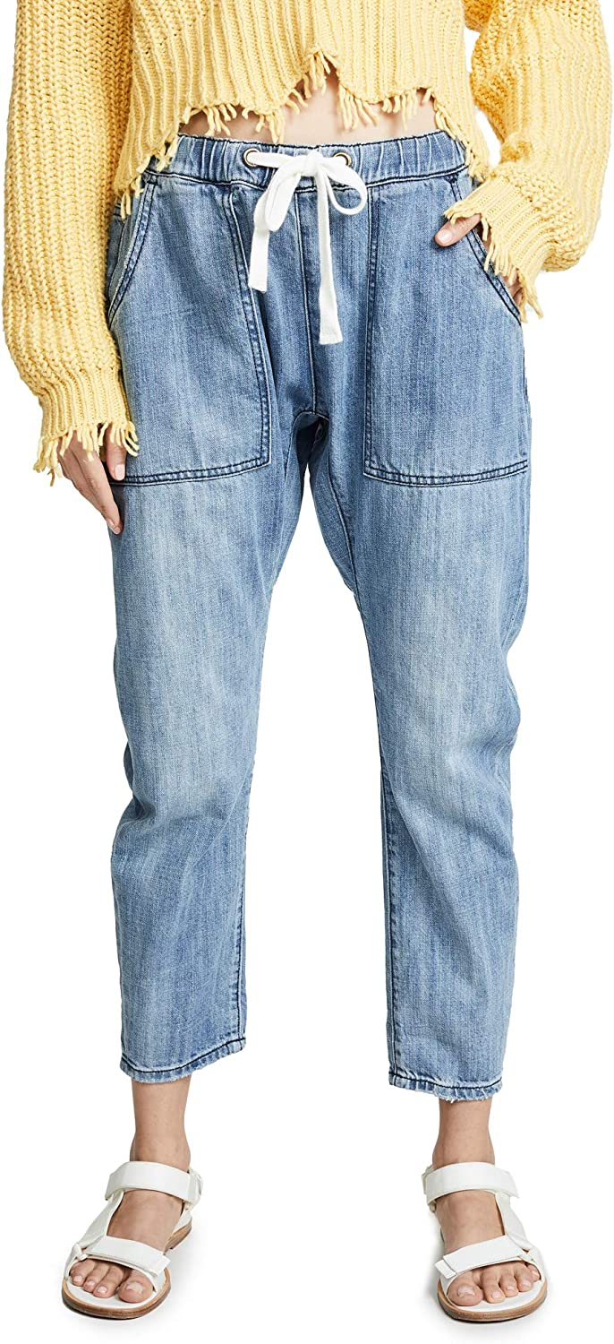 One Teaspoon Women's Clearance SALE! Limited time! Shabbies Boyfriend Selling and selling Jeans Drawstring