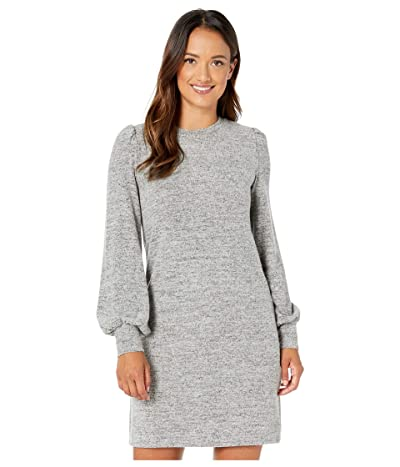 Lucky Brand Cloud Jersey Dress (Heather Grey) Women