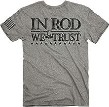 Best in rod we trust t shirt Reviews