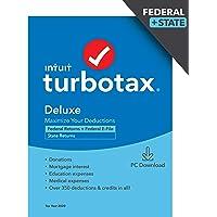TurboTax 2020 Desktop Tax Software PC / Mac from $34.99 Deals