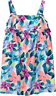 Gymboree Girls' Toddler Floral Print Dress