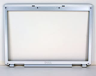 NEW Genuine OEM DELL INSPIRON 1520 1521 Vostro 1500 Laptop Notebook SILVER/WHITE TRIM LCD 15.4 Front Screen Trim Frame Bezel Cover YY034