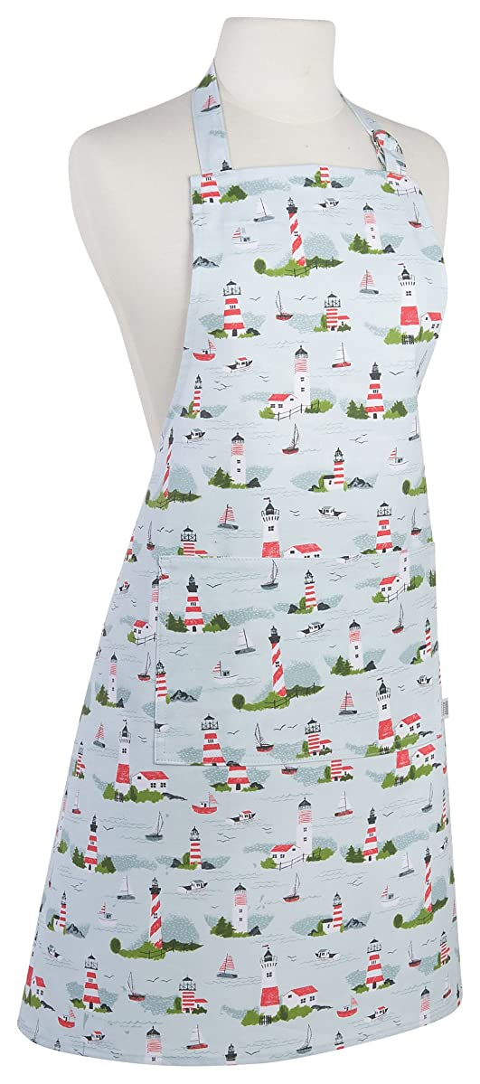 Now Designs Chef's Apron, Lighthouses,