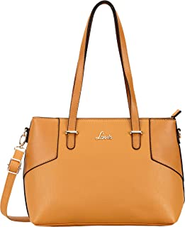 Lavie Spring-Summer 2019 Women's Tote Bag (Ocher)