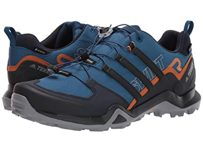 adidas Outdoor Terrex Swift R2 GTX(r) (Legend Marine/Black/Tech Copper) Men