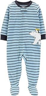 Baby Boys' 1 Pc Fleece Pajamas