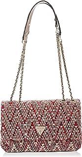 Guess Womens Shoulder Bag, Pink Multi - FP767921