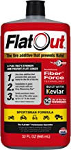 MULTI SEAL 20130 1-Pack FlatOut Tire Additive (Sportsman Formula), for ATVs, UTVs Sides, Golf Carts, Dirt Bikes, Off-Road-Only Jeeps and More